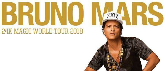 24K Magic World Tour