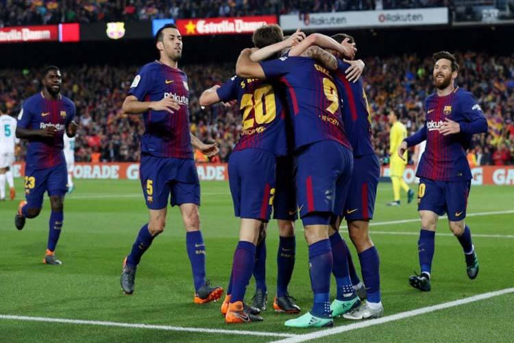 El ataque de Bale no fue suficiente para terminar con el Barcelona