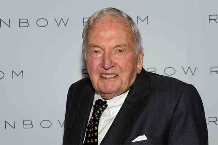 Murió el multimillonario David Rockefeller