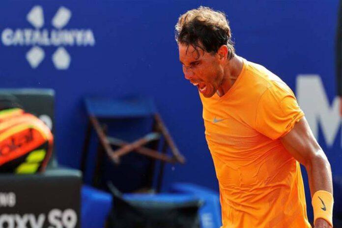 Rafa Nadal suma su undécimo título en el Conde de Godó