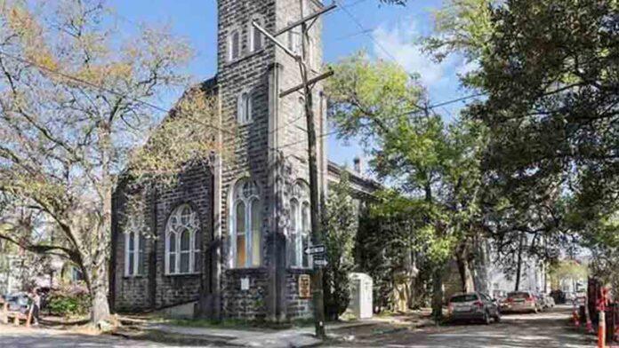 Beyonce compró una iglesia en Nueva Orleans