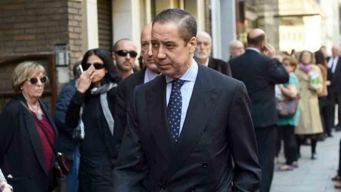 Eduardo Zaplana detenido por presunto blanqueo y malversación