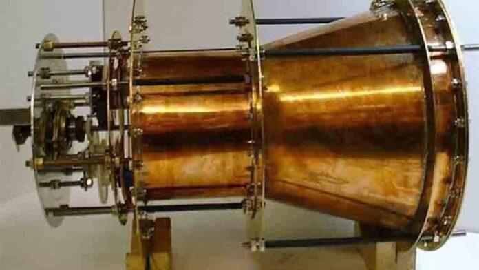 El motor espacial sin combustible EmDrive, imposible