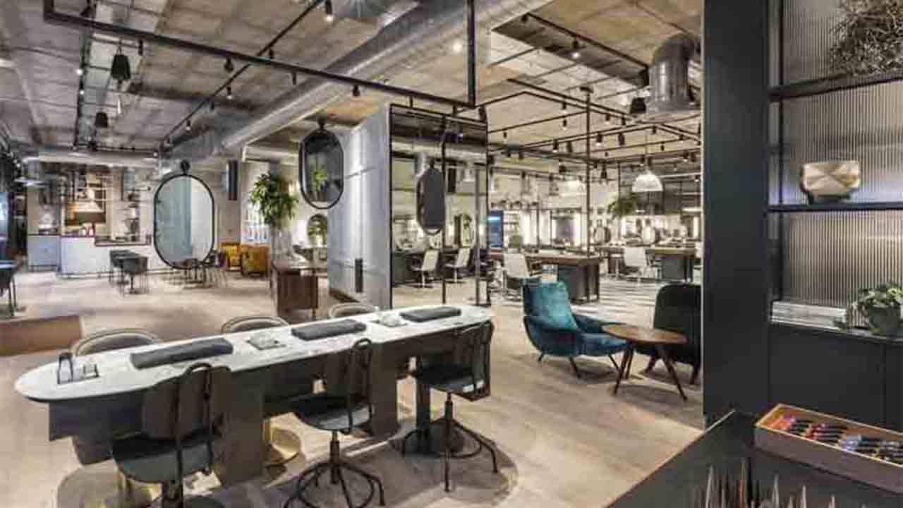 El nuevo Salón de Belleza Hershesons en Londres