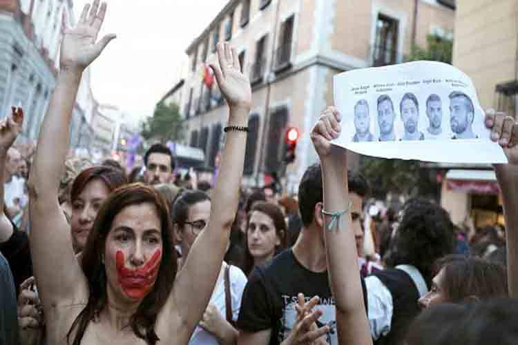 La Manada marca un antes y un después en las denuncias de violación