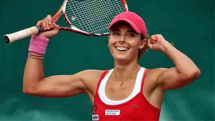 La tenista Alize Cornet absuelta de la acusación de dopaje