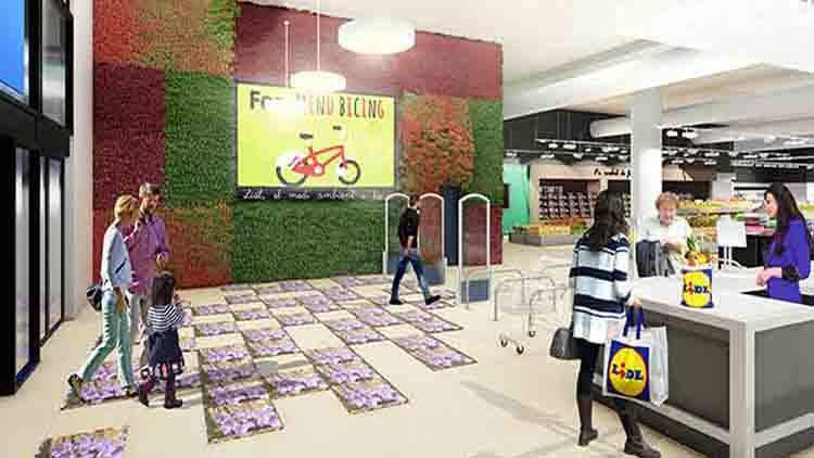 Lidl abrirá una nueva tienda en el Mercado de Sant Antoni