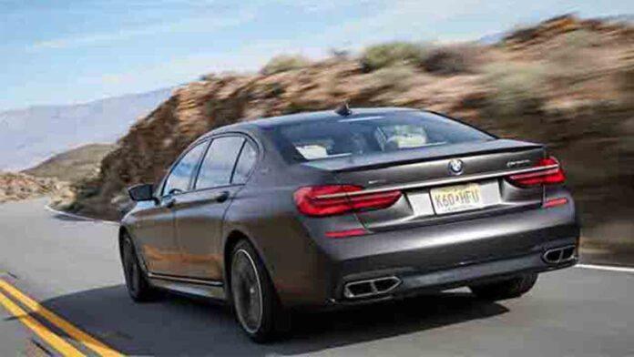 Nuevo BMW serie 7, Lujo de Primera