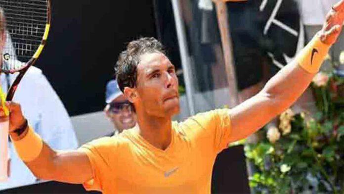 Rafa Nadal gana a Fognini y se mete en las semifinales