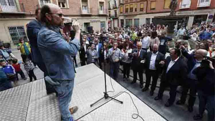 Santiago Segura, invitado en el día de la D.O. Cariñena