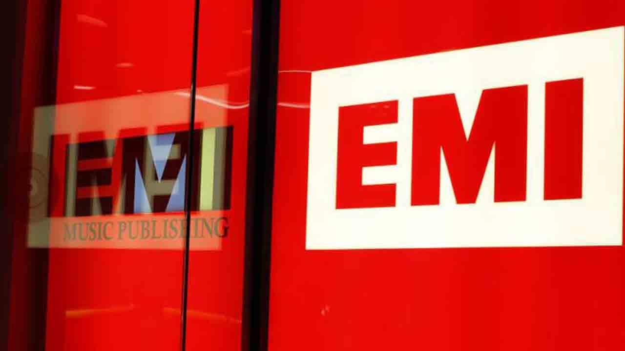 Sony toma el control de EMI Music