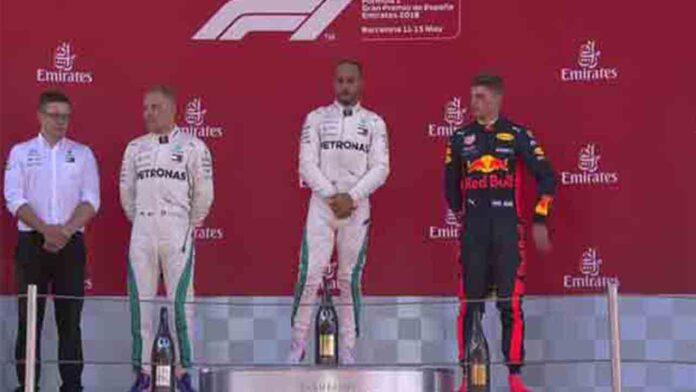 Verstappen es el más rápido y Hamilton el más activo en el GP Emirates 2018