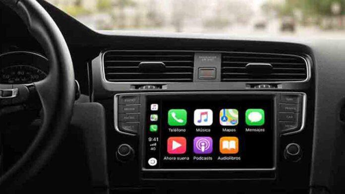 Apple CarPlay está disponible para más de 400 automóviles diferentes