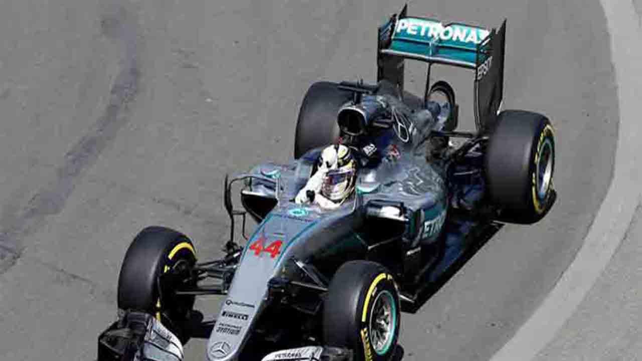Hamilton podría igualar el récord de Schumacher en Canadá