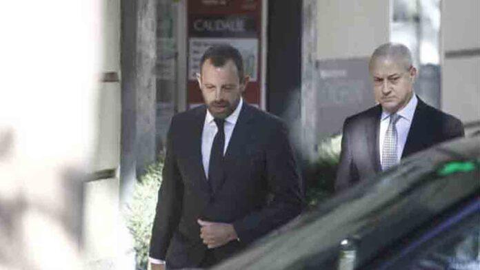 El Juez Lamela pide a Sandro Rosell una fianza de 78 millones en 24 horas