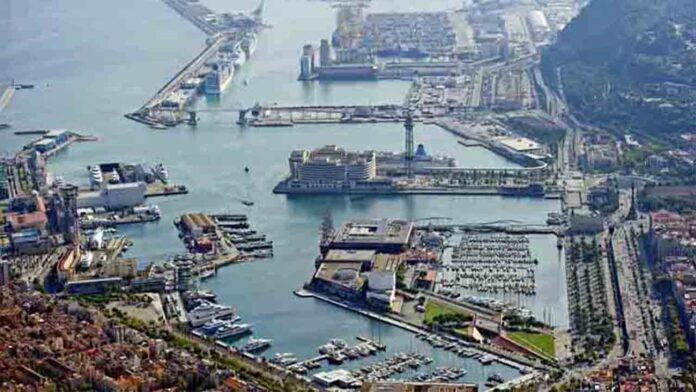 El Puerto de Barcelona bate su propio récord