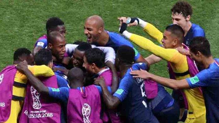 Final del Mundial de Rusia 2018