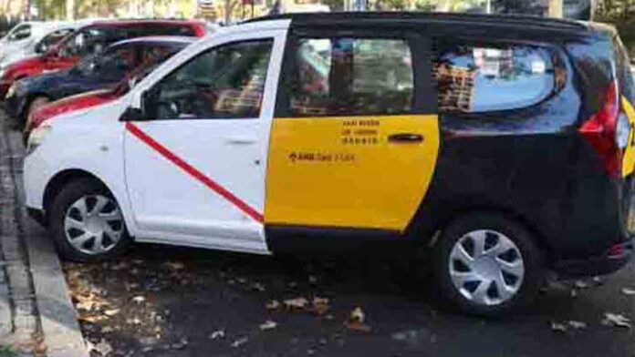 Los taxistas de toda España se mantienen fuertes y con coraje