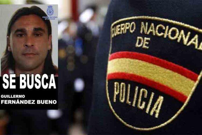 La Policia busca a este violador y asesino fugado de la cárcel de Santoña