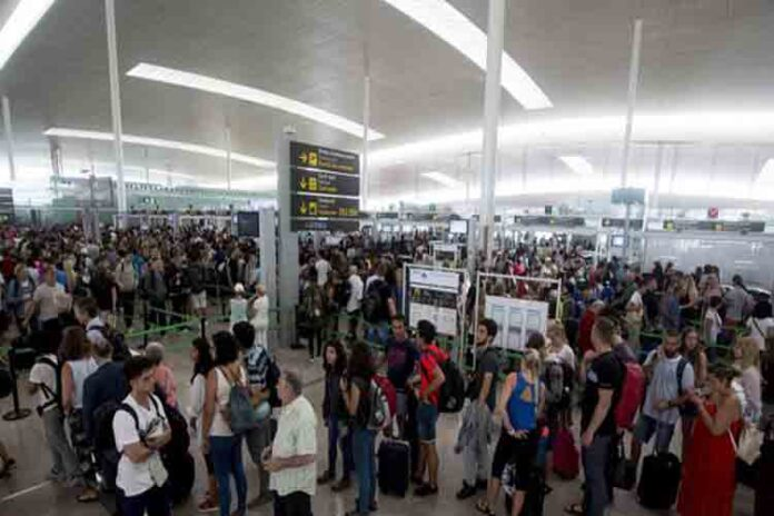 Aeropuerto Josep Tarradellas Barcelona