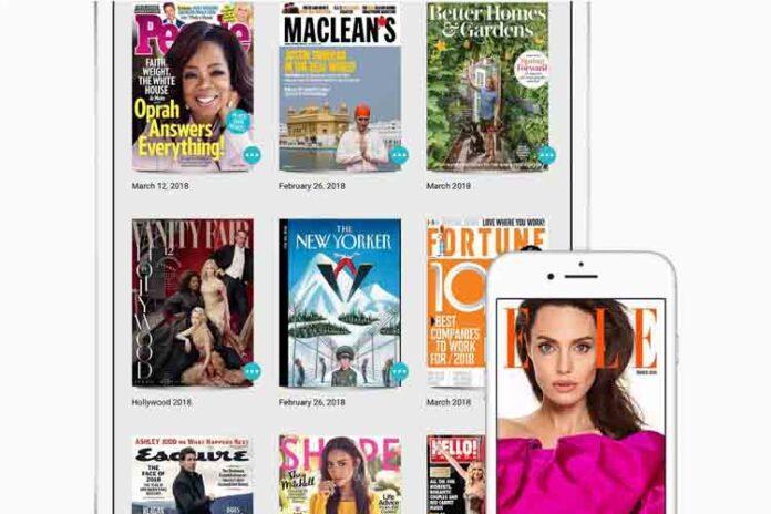 La suscripción de Noticias de Apple podría lanzarse en primavera