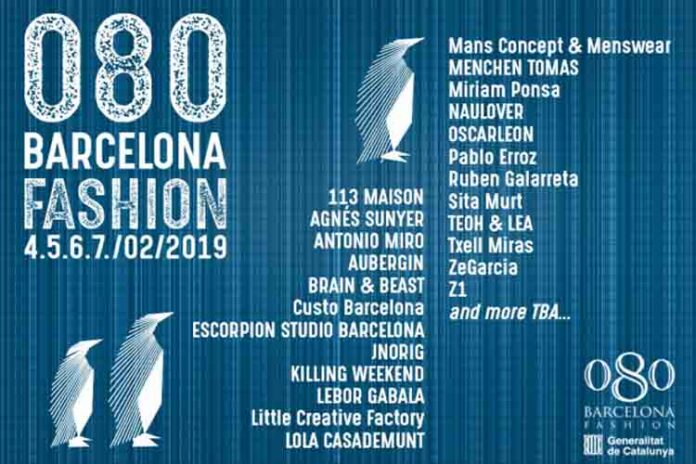 La 080 Barcelona Fashion 2019 tendrá a Umit Benani
