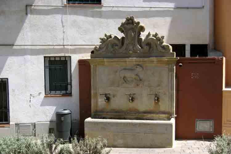 Font de la Teula para visitar en Vilassar de Dalt