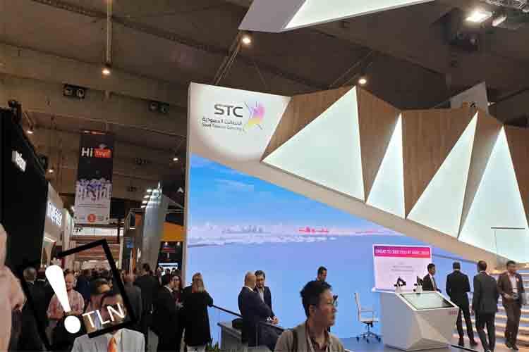 STC inaugura su participación en el Mobile World Congress