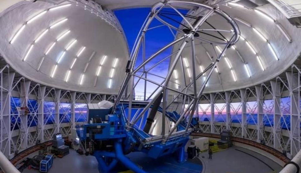 El agujero negro de Andalucía: la historia vista desde un telescopio