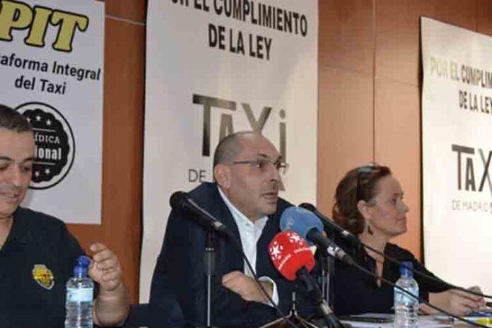 Elpidio Silva sobre el nuevo reglamento del Taxi