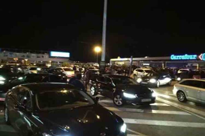 La policía Local de Leganés no conoce las Leyes de Transporte
