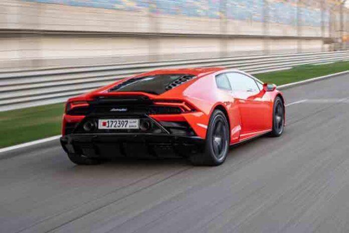 Si su primer Lamborghini es un SUV, este es su segundo