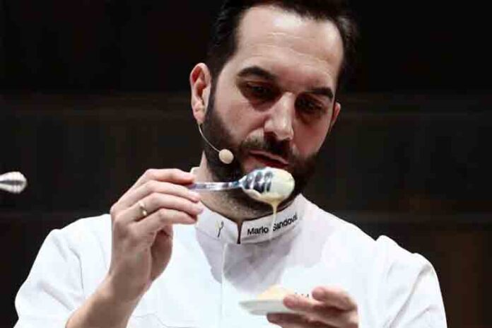 Mario Sandoval gana el premio Cervantes Gastronómico