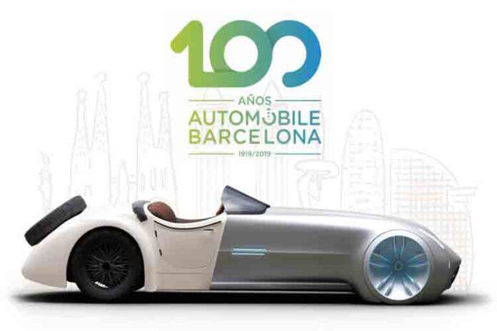 100 años Automobile Barcelona 2019