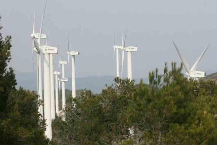 Catalunya cambia de nuclear a eólico