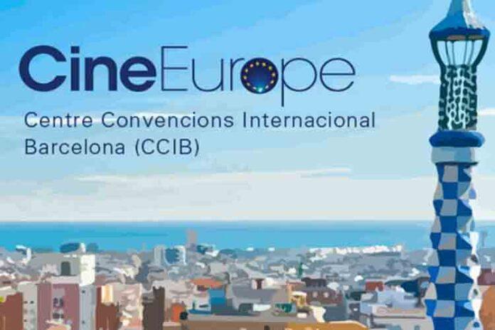 CineEurope 2019 en Barcelona