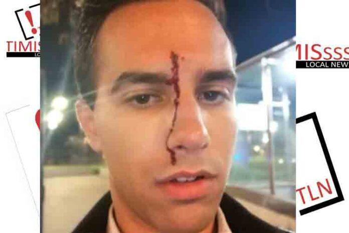 Dos jóvenes heridos por un ataque homófobo en Barcelona