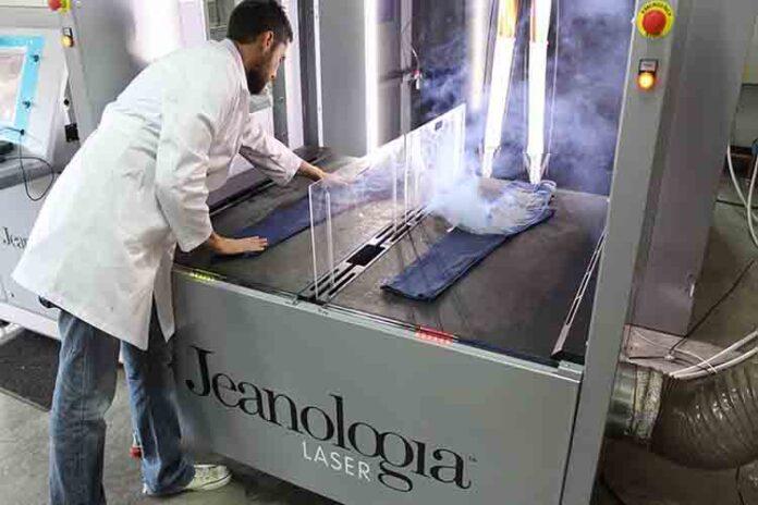 Jeanologia presentará un nuevo modelo para denim en ITMA