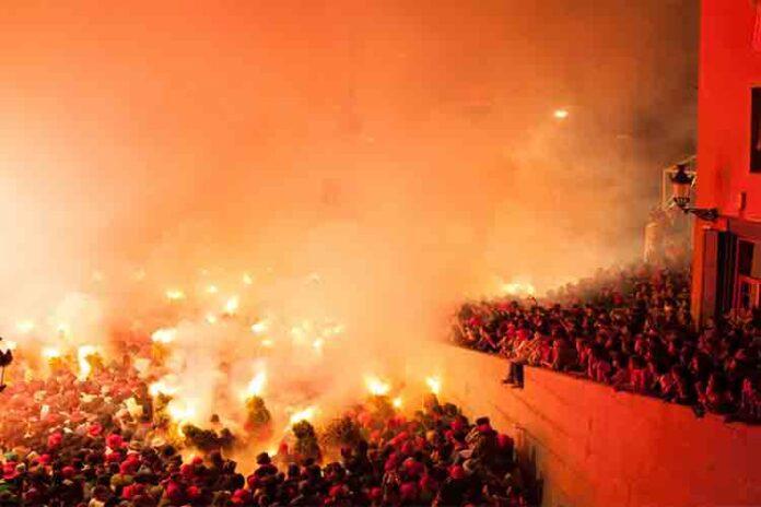 La Patum: El explosivo festival de Berga