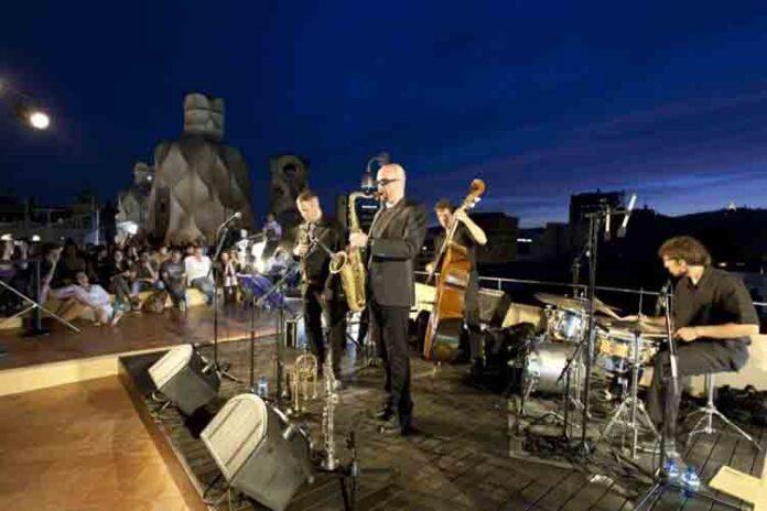 Las noches de jazz en La Pedrera
