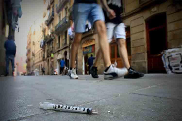 Barcelona se enfrenta a una ola de crímenes