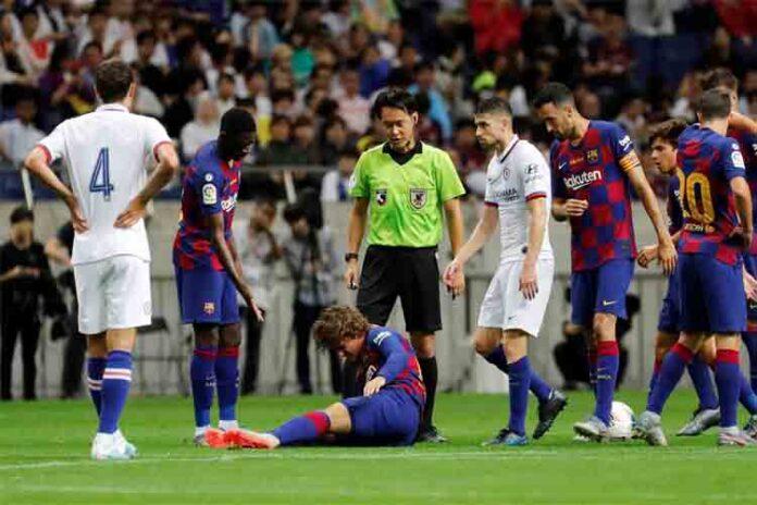 El Barcelona pierde ante el Chelsea