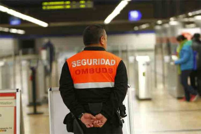 La empresa de seguridad Ombuds deja de pagar las nóminas