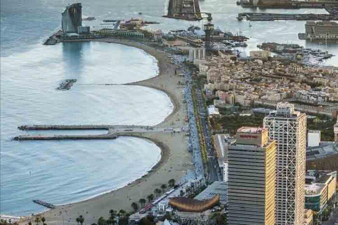 Nace la web Litomet en Barcelona, para cuidado del litoral