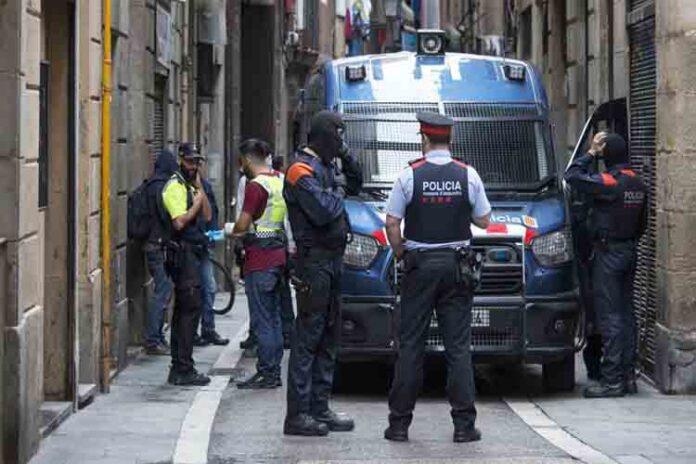 Nace un movimiento contra la inseguridad en Barcelona