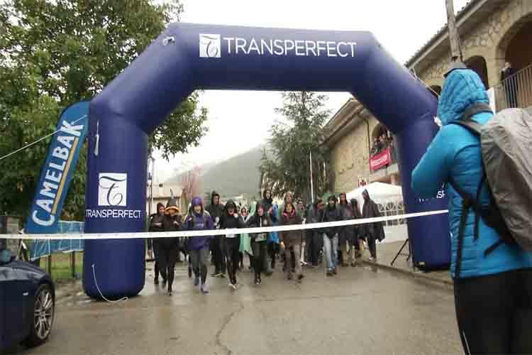 TransPerfect Mountain Challenge contra el cancer infantil