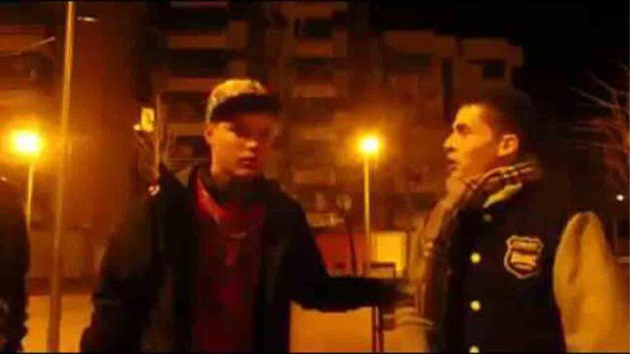 Un grupo de MENAS graban un video presumiendo de los robos en Barcelona
