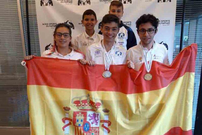 40 medallas olímpicas para cinco jóvenes de La Palma