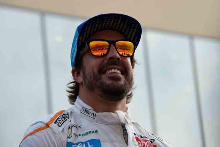 Alonso rechaza la oferta de Red Bull para regresar a la F1