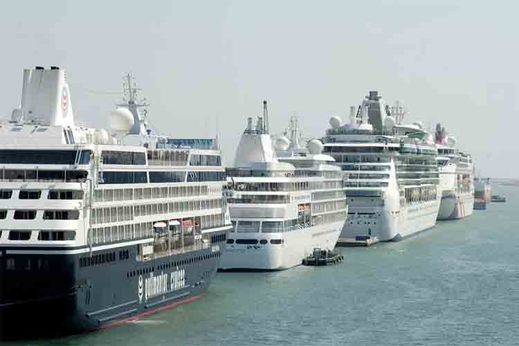 Barcelona es el mayor destino de cruceros de Europa